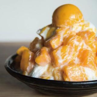 台灣發跡的新食感刨冰ICE MONSTER,推出夏天限定的芒果牛奶冰新登登!表參道、大阪店6月1日開始正式販賣