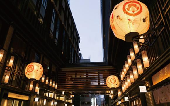 在日本橋享受江戶文化氣息。「ECO EDO 日本橋 2017 ~五感で楽しむ、江戸の涼~」7月7日開始