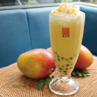 來自春水堂的日本原創夏季限定飲品『芒果珍奶』在6月6日全新上市!