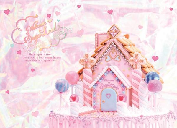 キデイランド原宿店で女の子のときめきを詰め込んだKUNIKA【Welcome to SugarLand】が開催