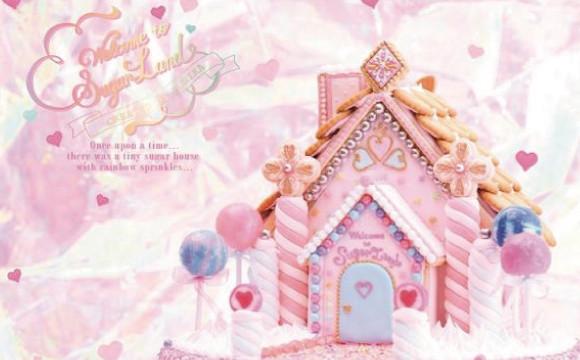甜點藝術家KUNIKA滿滿可愛企劃展,就在KIDDY LAND原宿店