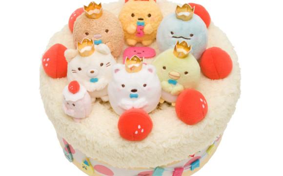 「すみっコぐらし(角落生物)慶祝5週年特製玩偶」期間限定販售!