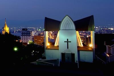 函館聖約翰教堂/函館聖ヨハネ教会