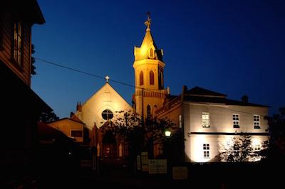 元町羅馬天主堂/カトリック元町教会