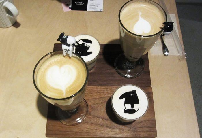 DOMO CAFÉ LAIMO套餐拿鐵