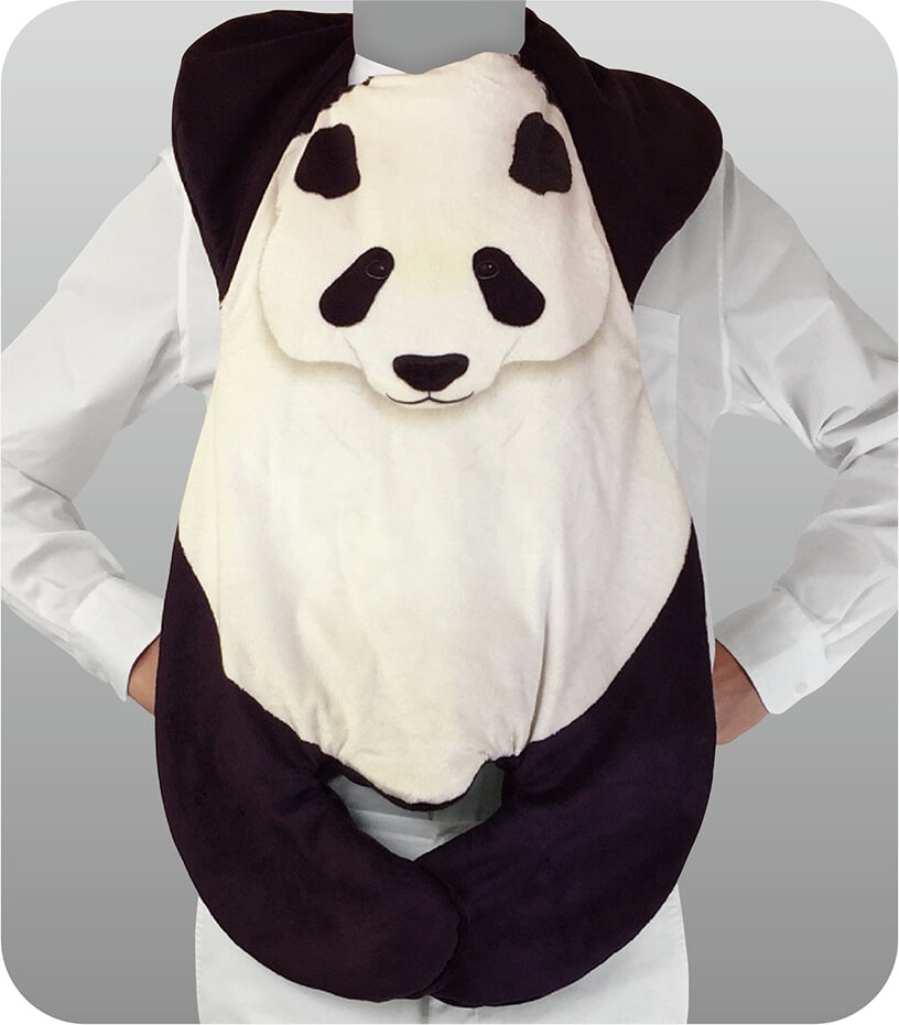 Village Vanguard推出動物造型的可愛獵奇保暖小物!