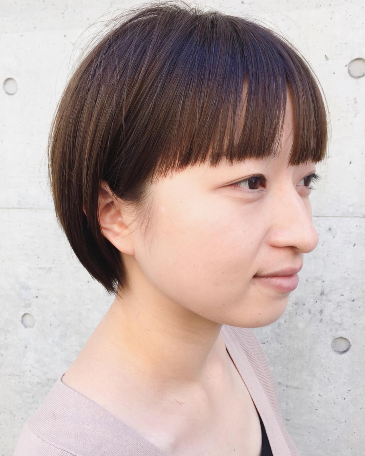 ショートヘアと組み合わせればカッコ可愛くなれる 田村 恵介 / PLACE IN THE SUN | PLACE IN THE SUN