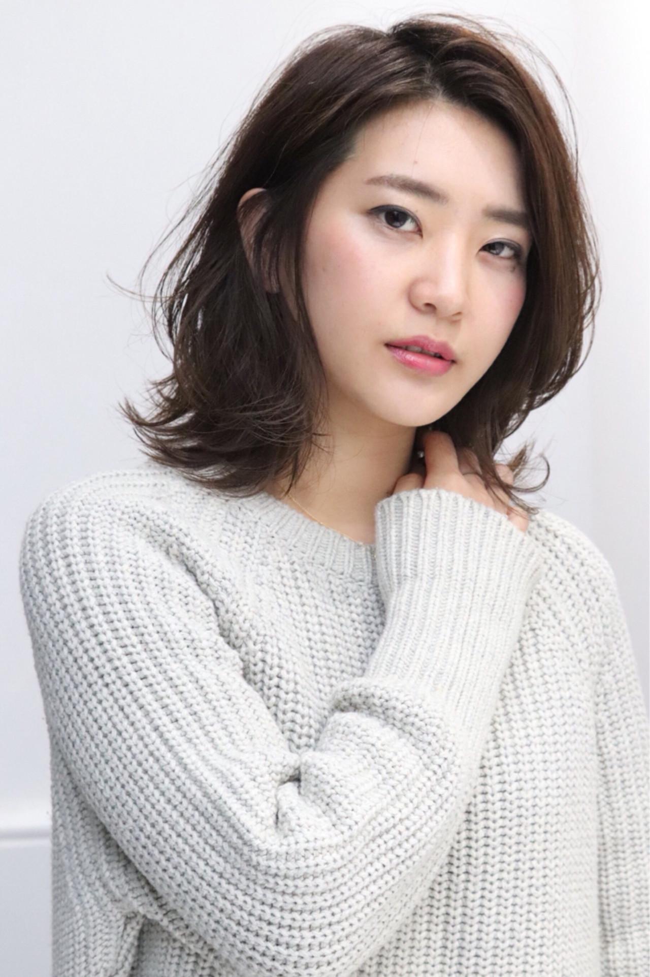暗髪になって落ち着きのある女性へ Kenta Ushirono | growth