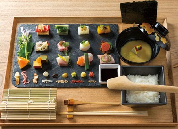 京都美食 AWOMB 烏丸本店 手織壽司