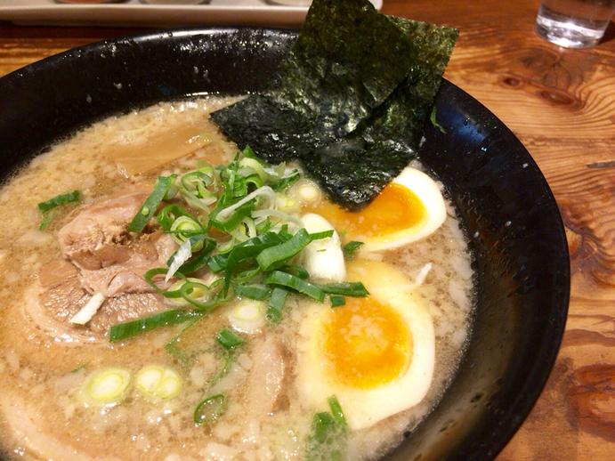 京都美食 ますたに拉麵