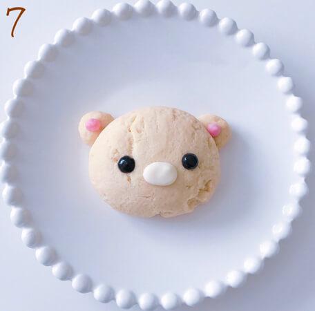 Kaoriさん レシピ コリラックマスコーン7