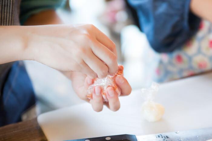 ゆりっぱの趣味を探す旅 #3 色とりどりの手毬寿司レッスン3