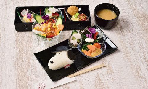 スヌーピー茶屋」北海道・小樽