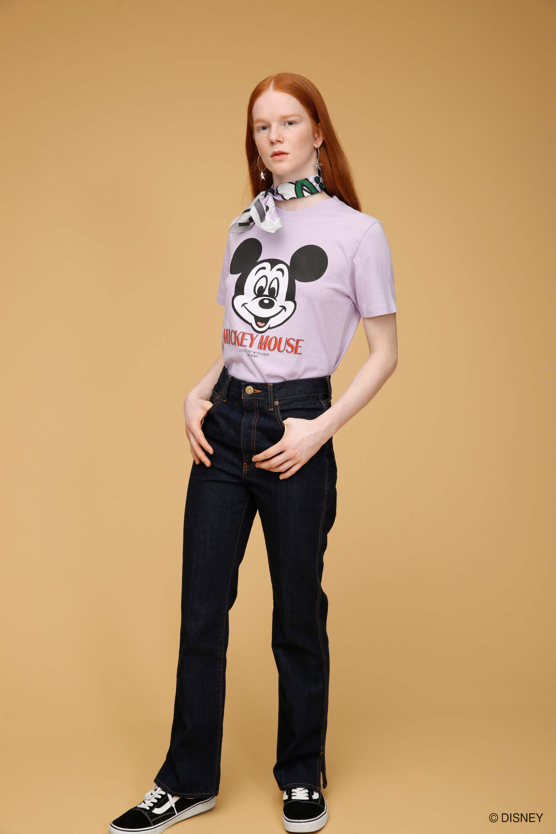 Disney SERIES CREATED by MOUSSY4