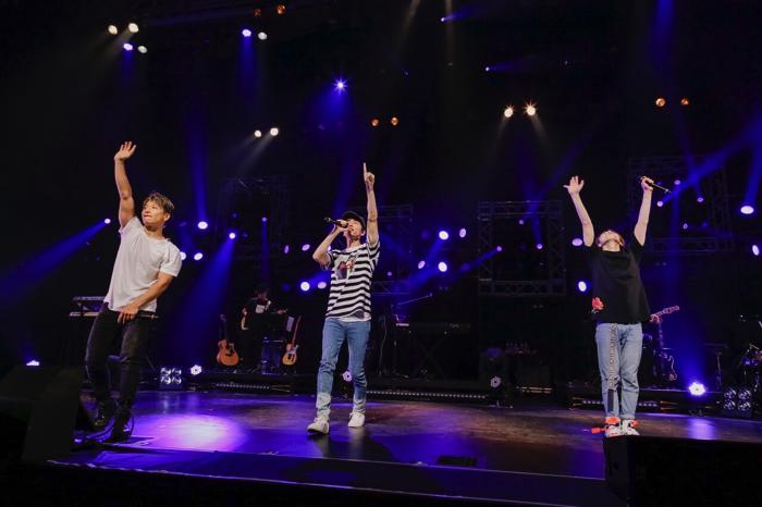 w-inds. FAN CLUB LIVE TOUR 2018 〜ESCORT〜
