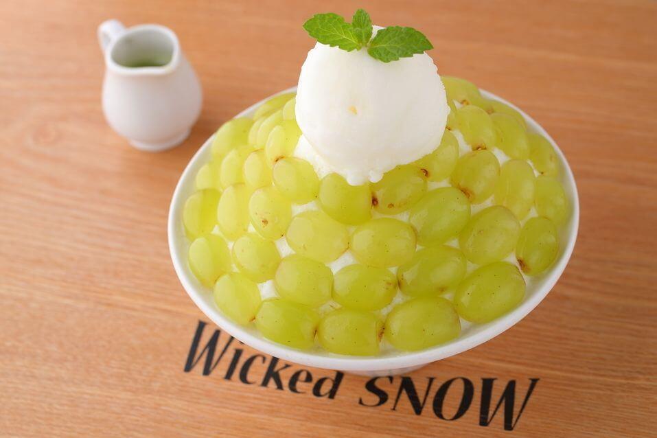 Wicked Snow ウィキッドマスカット