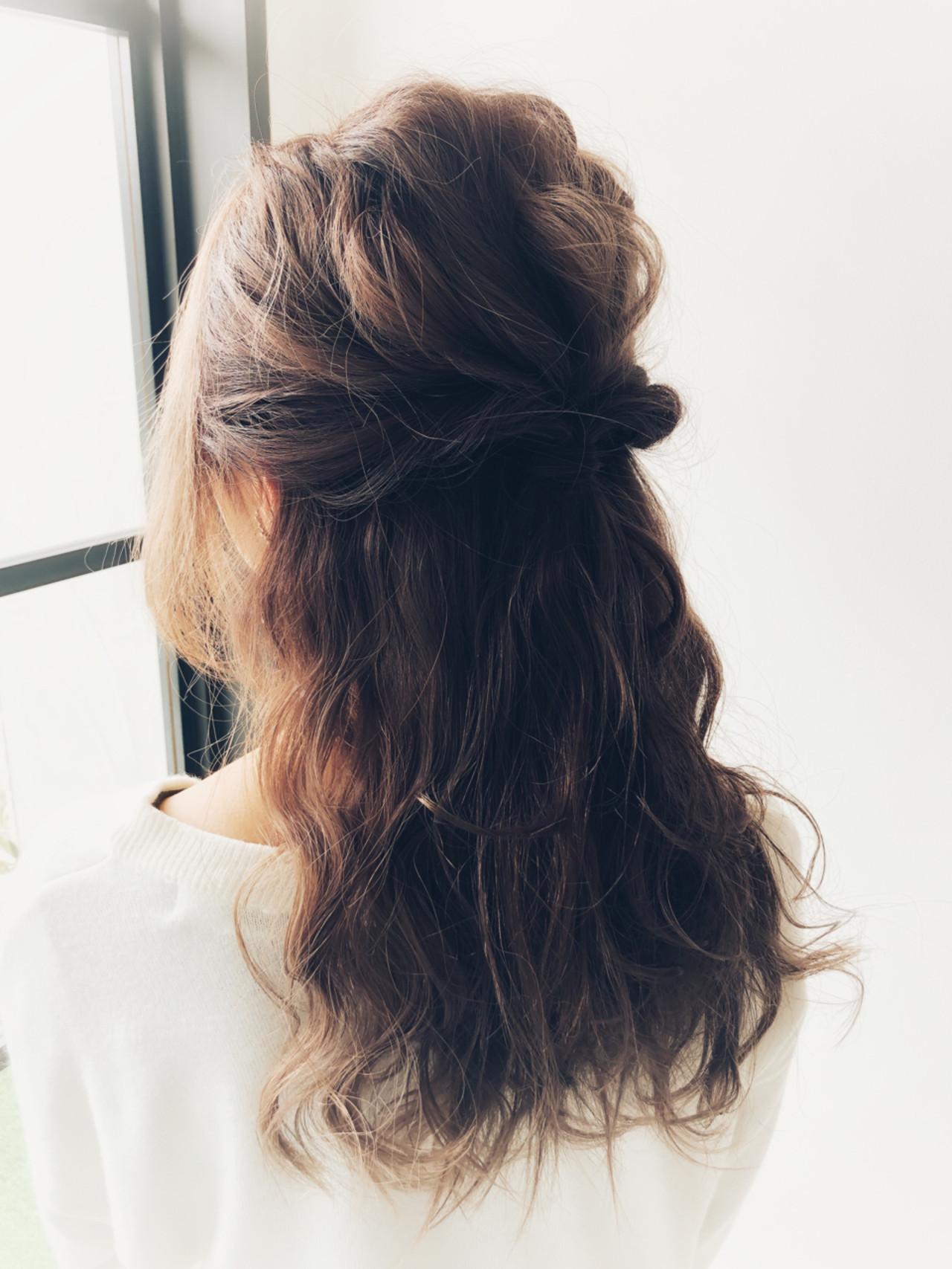 數位燙髮×翻轉編髮,打造出省時髮型♪ 橋本 紘樹