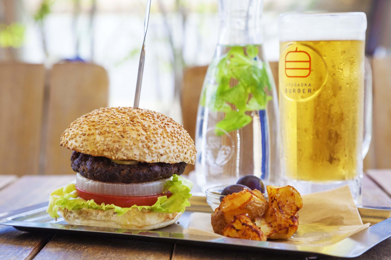 自由が丘バーガー Jiyugaoka Burger 青山 Aoyama