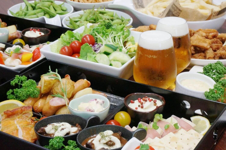 びわ湖 ビア・ボート food