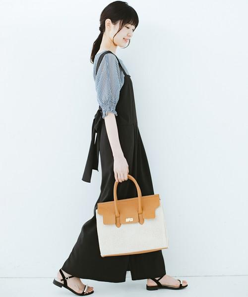 用當季流行網袋包・編織包搭出日系時尚感!此刻就想馬上擁有